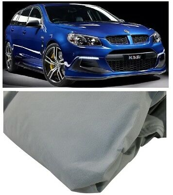 Car Cover Suits HSV Clubsport Station Wagon To 5.1m WeatherTec Ultra Non Scratch