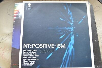 "Nt :  Positive Ism       12 "" Single       Ex/mint Con"