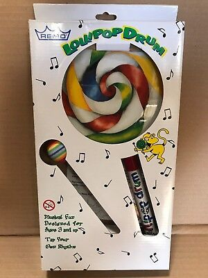 Remo Lollipop Drum 6'' New Music