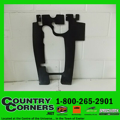 USED 2006 Arctic Cat 650 4x4 H1 Airbox Heat Shield Panel Cover 2406-009