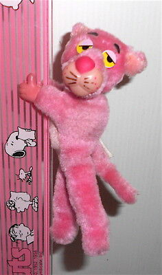 PINK PANTHER  - PANTERA ROSA 70s Uac puppet clip - pupazzetto clip