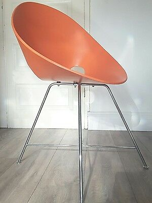 Eddie Harlis Chair for Thonet - Mid Century Modern Plywood Chair