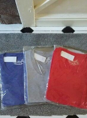 pack of 3 simply B tee shirts new size 16-18