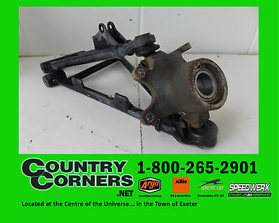 USED A Arm Front Left Arms AND Knuckle Arctic Cat 2011 650 ATV