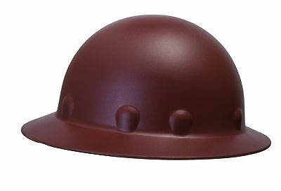 Fibre-Metal by Honeywell P1AW12A000 Roughneck Full Brim Hard Hat with Tablok ...