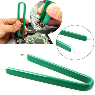 1UType Flat IC Chip Protection Pliers ROM Circuit Board Extractor Removal Puller