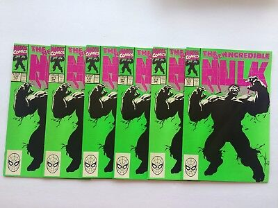 The New Incredible Hulk 377 Marvel New