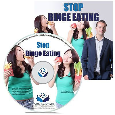 Stop Binge Eating Self Hypnosis CD - Hypnotherapy for Weight Loss Can be an E...