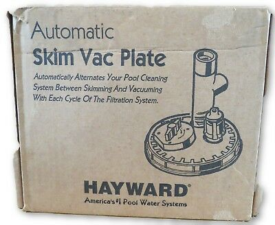 Hayward W491R Large Automatic Skimmer Vacuum Plate Replacement