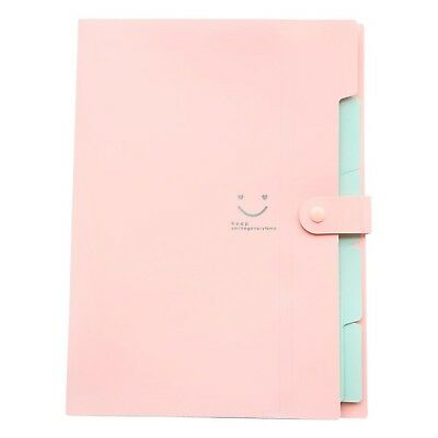 Skydue Letter A4 Paper Expanding File Folder Pockets Accordion Document Organ...
