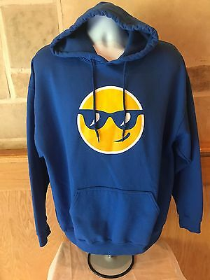 "Pepsi Emoji ""Cool with sunglasses"" sweatshirt XL"