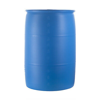 Lot of 100...  55 gallon plastic drums. These have been presure washed and clean