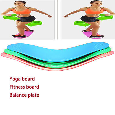 Home Simply Fit Twist Balance Board As Seen on TV Yoga Fitness Exercise Workout