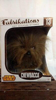 Fabrikations Soft Sculpture by Funko of Chewbacca from Star Wars #13
