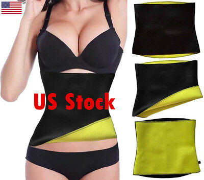 Women Shapewear Slimming Corset Body Shaper Girdle Belt Trimmer Waist Cincher