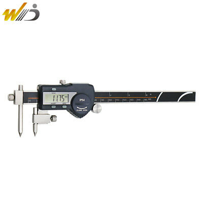 Stainless Steel Electronic Digital  Center Distance Vernier Caliper 5-150 mm