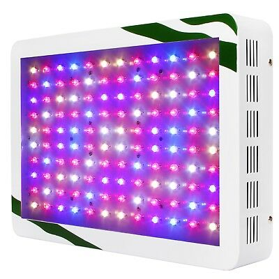 600W LED Grow Light Plant Lamp For Hydroponic indoor Plant Seed Veg Flowering