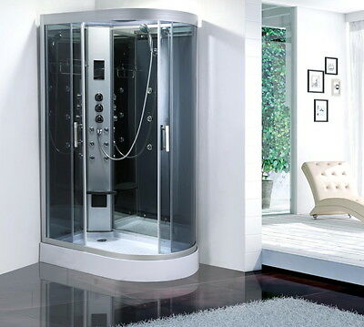 Shower Partition Shower Cubicle Glass Shower Shower 532 New
