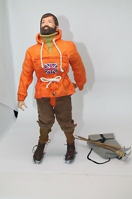 Palitoy * Action Man * Flock Hair * Mountaineer * Top * 1972
