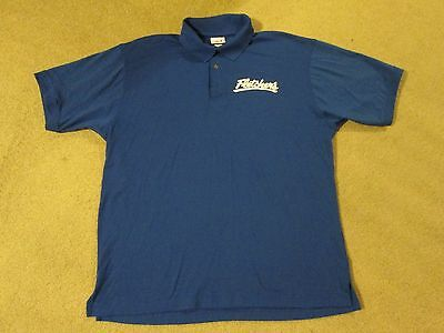 Fletcher's Corn Dogs..blue Work Shirt..adult Xl...