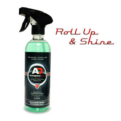 Autobrite Alcantara and Suede Surface Cleaner 500ml