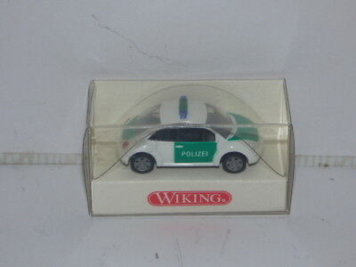 Toys, Hobbies Wiking Volkswagen Vw New Beetle Nbc 81.85.121 Top In Display Case Sealed A2 Cars