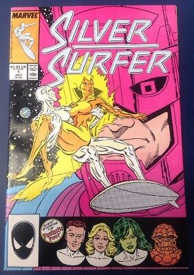 Silver Surfer 1 (1987)