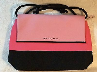Victorias Secret Insulated Beach Tote / Cooler Bag