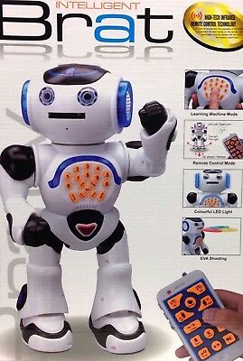 Intelligent Walking And Talking Robot with Remote Control for Kids Toy-GN Enterp