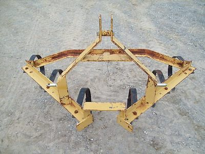 """""""Unused"""" 3-Point Hitch , 1-Row Cultivator ; Good Condition"""