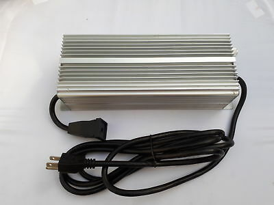 400 Watt Dimmable Electronic Ballast Fan Cooled (Compatible with MH/HPS bulbs)