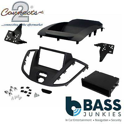 Ford Transit V363 2015 On Car Stereo Radio GREY Double Din Fascia Panel CT23FD65