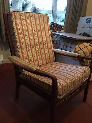 Wooden Frame Chair