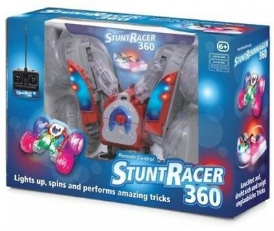 Keyless Stunt Racer 360 Remote Control System Toy Car Indoor