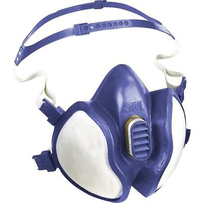 3m 4255 A2 P3 maintenance free respirator organic gases vapours & particle mask