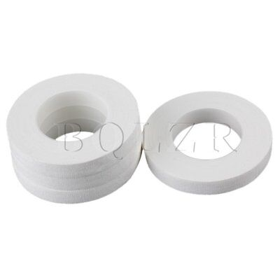 4pcs 10 Meter/Roll Cotton White Adhesive Tapes for Guzheng and Pipa Players
