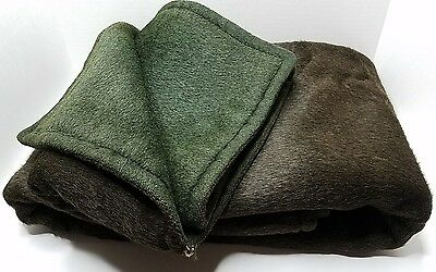 """Antique Stroock Horse Hair Lap Buggy Blanket 67""""x53"""" Carriage Outdoor Ride Nice"""