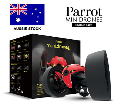 PARROT Jumping Race Drone MAX RC Smart Remote Control MiniDrone Mic Camera FPS