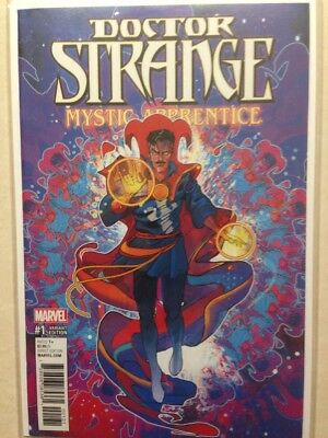Doctor Strange #1 Variant Issue