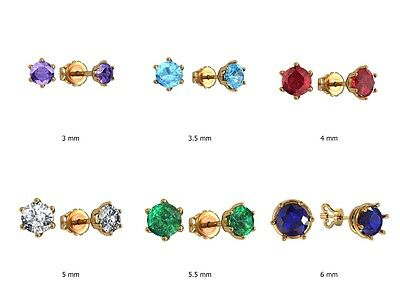 5 pairs stud Earring Wax patterns for lost wax casting jewelry