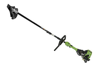26cc Petrol Brush Cutter (Metal Blade Strimmer). Powerful full-crank engine!