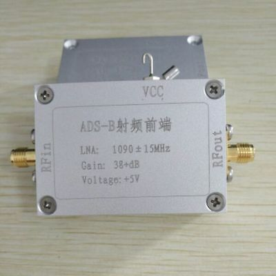 NEW ADS-B 1090MHz RF front-end radio frequency amplifier LNA