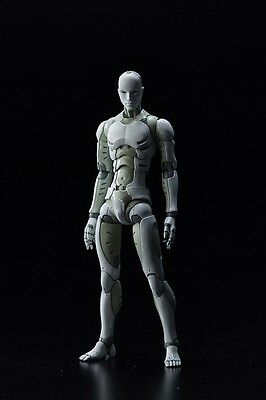Toa Heavy Industries Synthetic Human 1/6 Scale PVC Action Figure New In Box