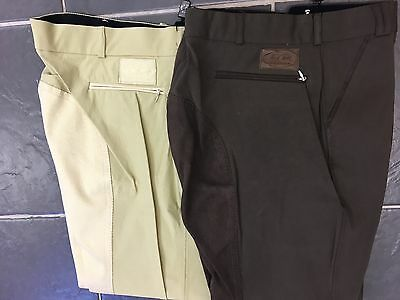 Mark Todd Mens Gents Breeches Nelson - Full Seat - RRP £84.99 SALE
