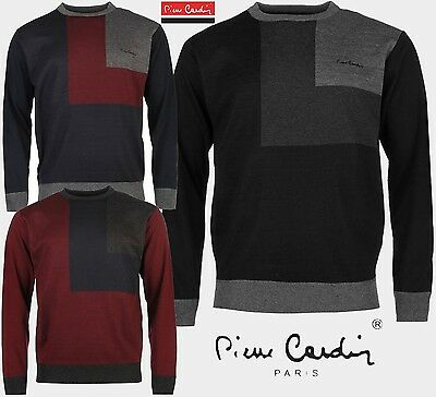 Pull Pierre Cardin Homme Col Rond