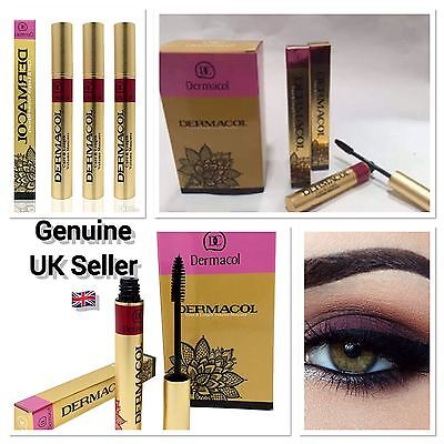 Dermacol High Make Up Foundation Legendary Film Studio Hypoallergenic Mascara Uk