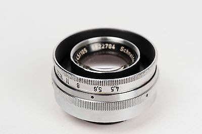 Enlarger Lens Schneider Kreuznach Componar 4,5/105  Ø 32mm mount READ DESCRIPTI