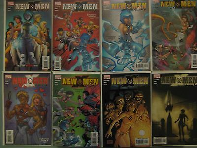 New X-men Academy X 52 issues comic lot marvel wolverine apocalypse movie #1