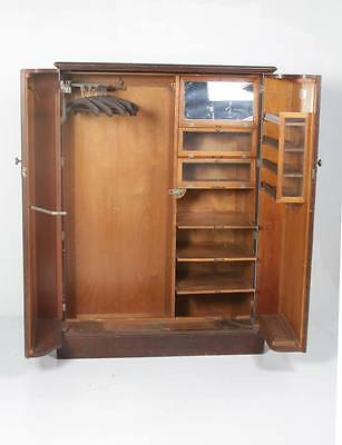 Vintage 1930s Compactom Steamer Armoire