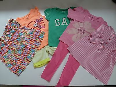 Baby GAP Girls Lovely Summer Bundle of Clothes - Age 2T (2 years)